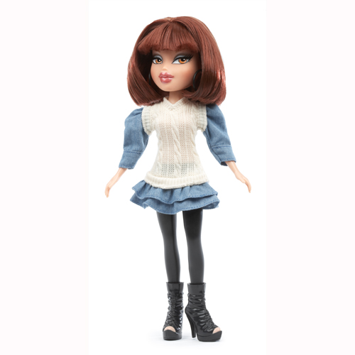 Кукла BRATZ серии Новые подружки - ШАНЬЯ