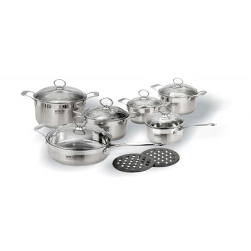 Набор посуды Vitesse VS-1457 (Jo Jo) 14 предметов