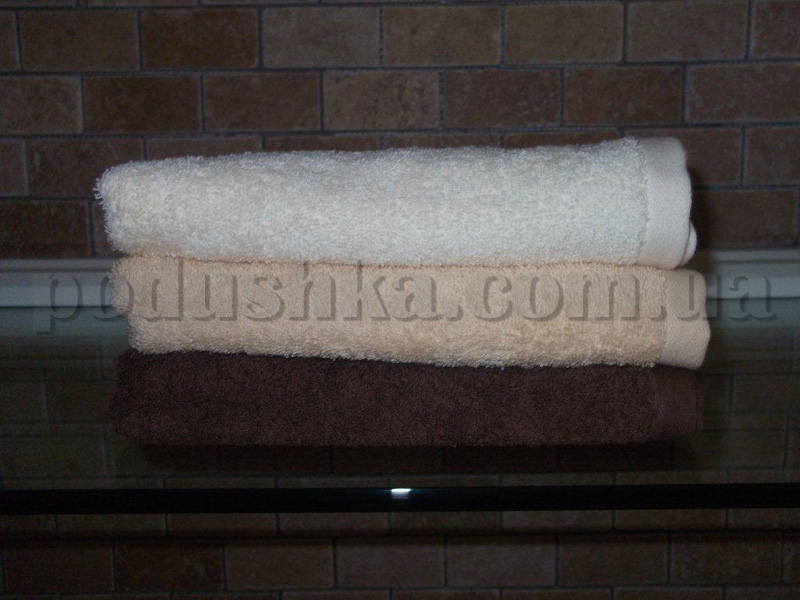Полотенце махровое Othello Pure мокко 30х50 см  Othello