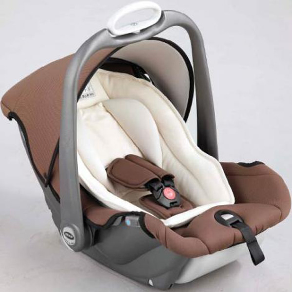 Автокресло Roan Babies Millo 0+ Brown