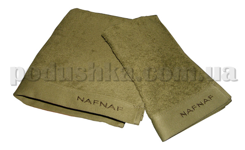 Набор полотенец LUXURY LINENS Naf naf