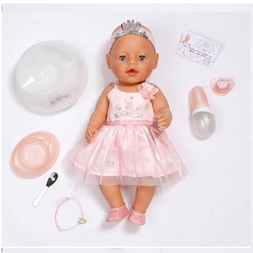 Кукла Baby Born - Балерина (43 см, с чипом и аксессуарами)