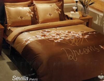 Постельное белье Sevilla кофейный ТАС