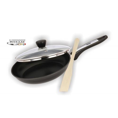 Сковорода с крышкой Vitesse VS-7651