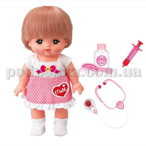 Набор - Доктор Малышки Мелл (с куклой и аксессуарами)