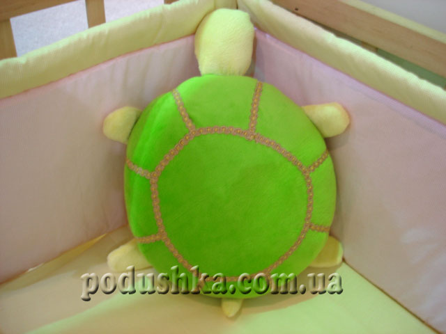 Декоративная подушка-игрушка Черепаха