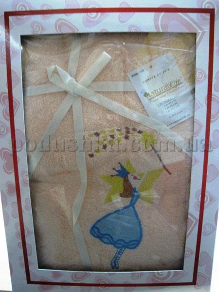 Набор махровых полотенец Mariposa Принцесса
