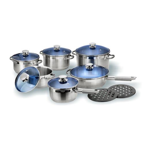 Набор посуды Vitesse VS-1034 (Narvis) 14 предметов