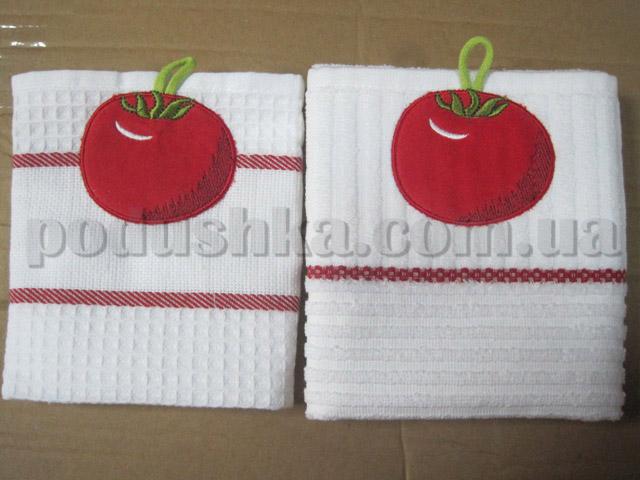 Набор кухонных полотенец Mariposa Помидор 002