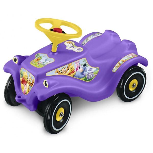 Машинка Винни Пух