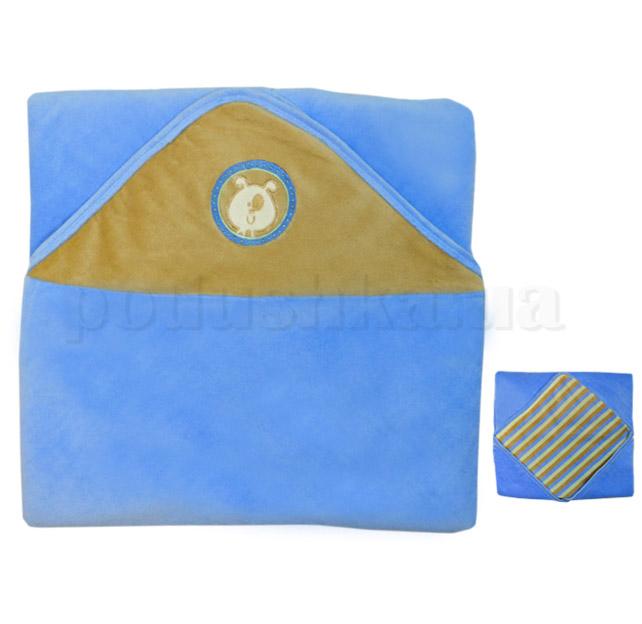 Одеяло Доги утепленное Volypok V9056 велюр