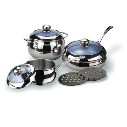Набор посуды Vitesse VS-1011 (Liane) 8 предметов