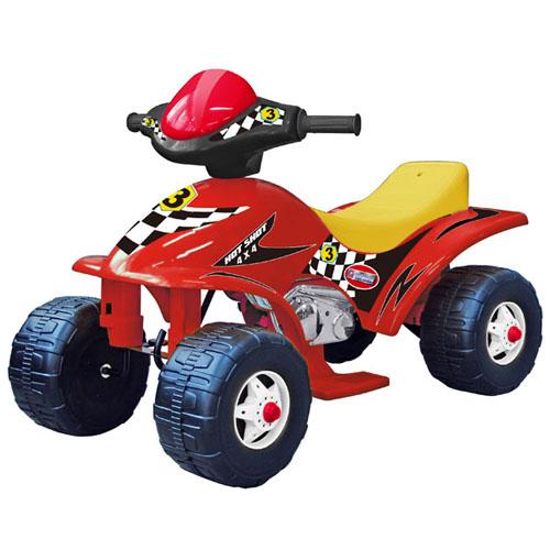 Квадроцикл - HOT SHOT (красный)