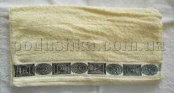 Полотенце махровое Belle-Textile LX299 кремовое