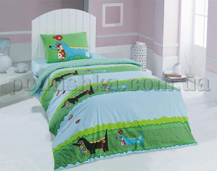 Детский комплект постельного белья Issimo Puppy