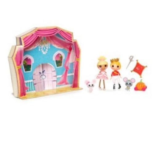 Набор с куклами Minilalaloopsy серии