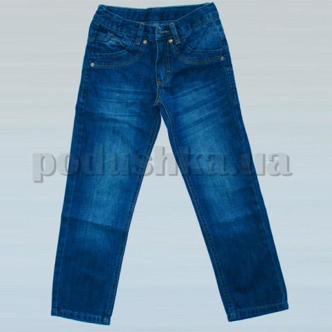 Штаны для мальчиков Бемби ШР161 джинс