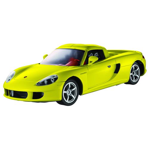 Автомобиль радиоуправляемый - Porsche Carrera GT (желтый, 1:16)
