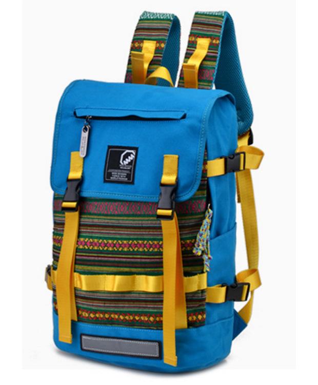 Рюкзак Mcjh 7025-03 голубой
