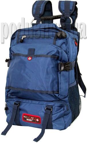 Рюкзак из нейлона Derby 0170850 синий