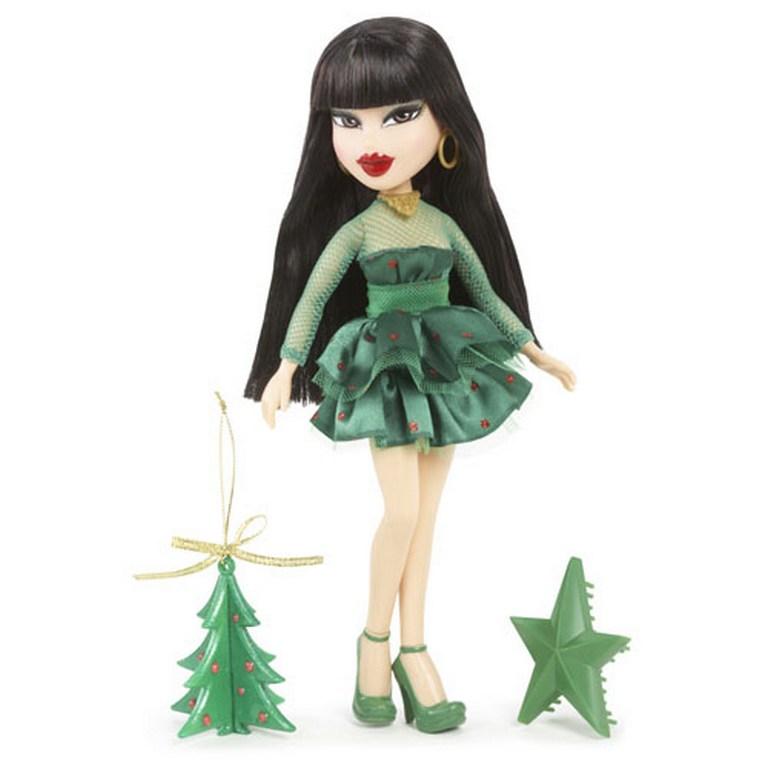 Кукла Bratz серии «Новогодний карнавал» Джейд 515296