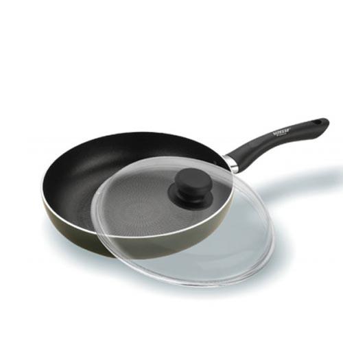 Сковорода с крышкой Vitesse VS-1156 (Camille)