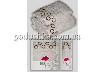 Набор полотенец MONO CREAM   (2шт), Jua