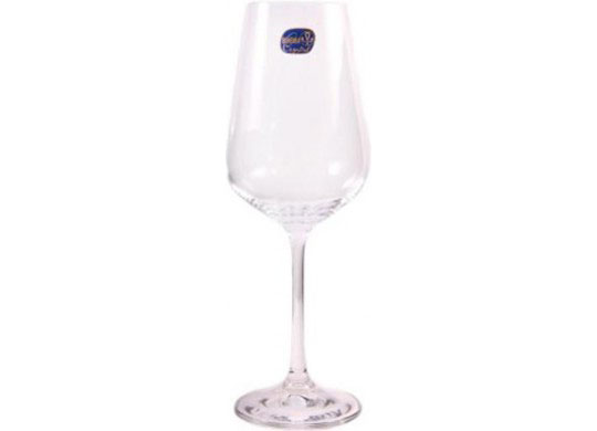 Бокалы Sandra 350 мл для вина 6 шт Bohemia