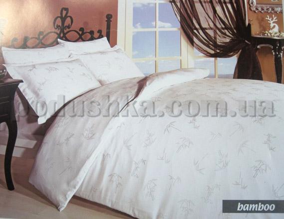Постельное белье Mariposa Bamboo-white