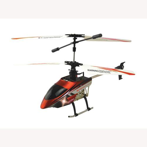 Вертолет радиоуправляемый - FLY FANTASY (красный, 22 см, с гироскопом, 4-канальный)