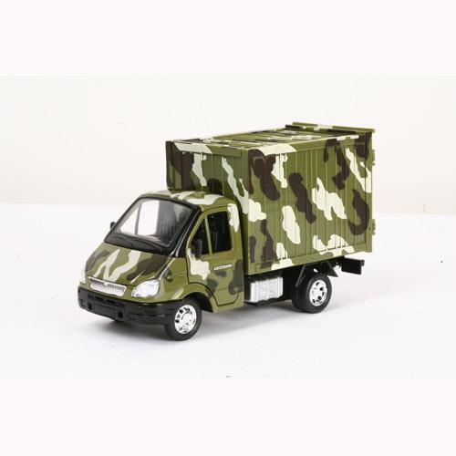 Автомодель - Газель Военная