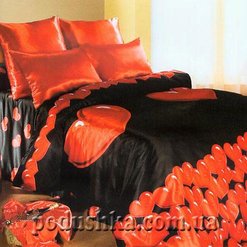 Постельное белье Фламенко, Love You