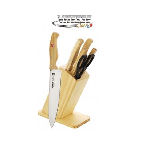 Набор ножей Vitesse VS-8122 7 предметов