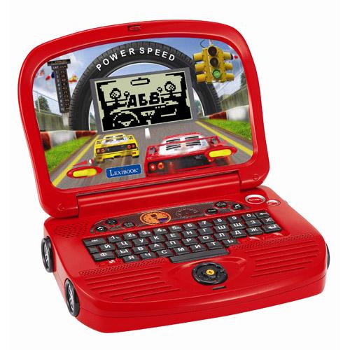 Детский ноутбук - FERRARI