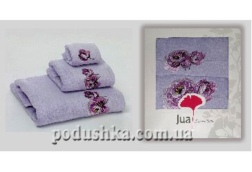 Набор полотенец MICRO COTTON LAVENDER (3шт), Jua
