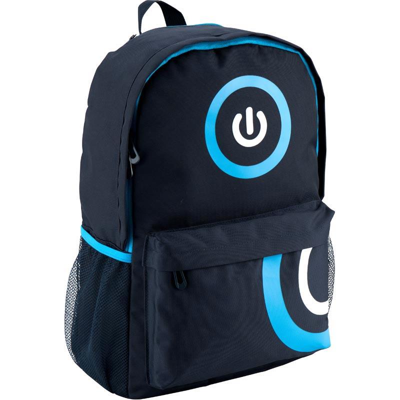 Рюкзак Kite Junior K18-807M темно-синий