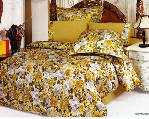 Постельное белье Le Vele Rosanna gold