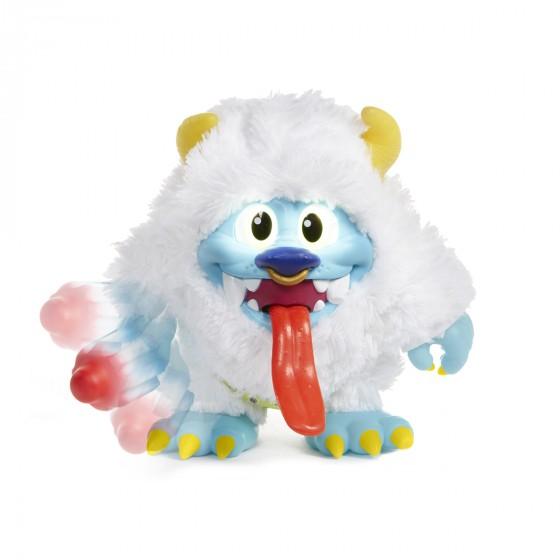 Интерактивная игрушка Crate Creatures Surprise Йети 20 см, свет, звук 549246 6900006487895