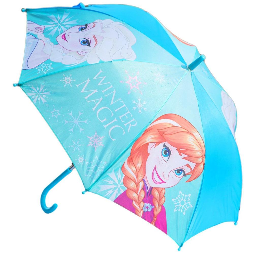 Зонт полуавтомат Холодное сердце Disney (Arditex) голубой WD9781 blue