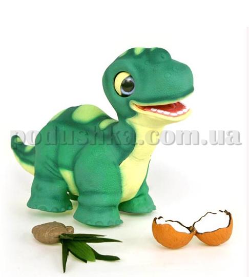Интерактивная игрушка - Динозаврик Инью