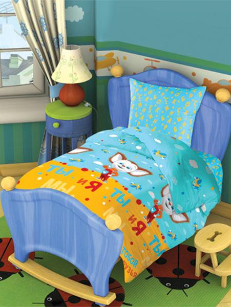Постельное белье в кроватку Малыш