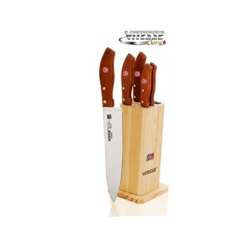 Набор ножей Vitesse VS-8120 7 предметов