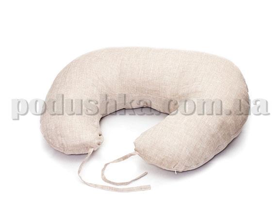 Льняная подушка для кормления ПГ-1