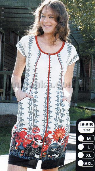 Халат женский Cocoon 12-218
