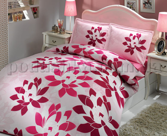 Постельное белье Hobby Helen розовый