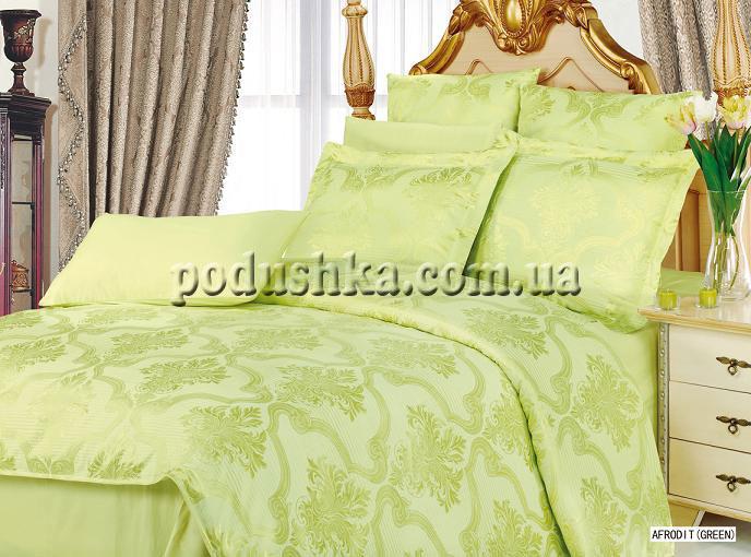 Постельное белье Afrodit-green,  ARYA
