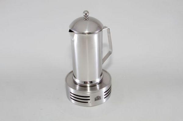 Кофейник с поршнем 1000 мл (нерж. сталь) 7117