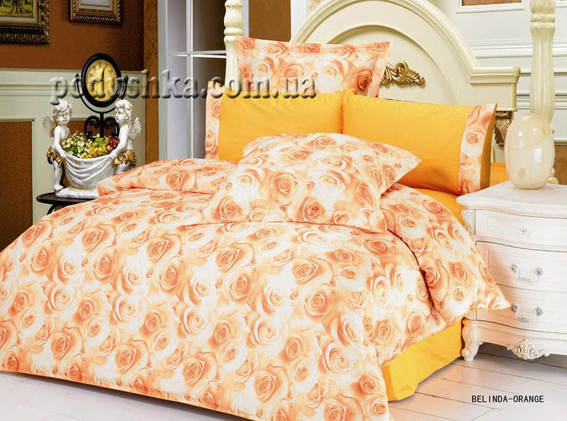Комплект постели Belinda-Orange, Le Vele