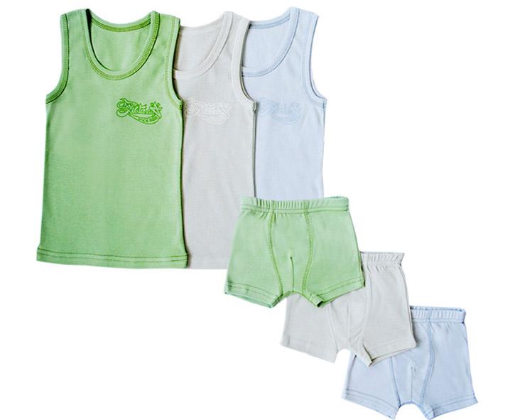 Комплект белья для мальчиков Фламинго 347 ластик