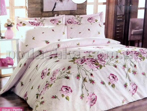 Постельное белье Romeo soft Gulver розовый